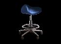 כסא מסתובב עם אוכף