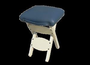 כסא מתקפל מעץ למטפל