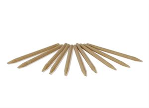 נרות הופי מדונג דבורים - 10 יחידות